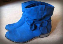 ¿Qué transmite la ropa de color azul?