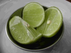 limon para aclarar axilas