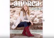 Catálogo ANDREA CONFORT Otoño - Invierno 2016