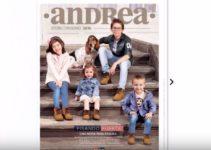 Catálogo ANDREA KIDS Otoño - Invierno 2016