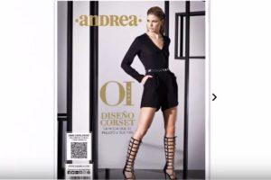 Catálogo ANDREA SANDALIA Otoño - Invierno 2016