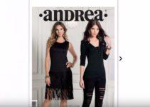 Catálogo ANDREA VESTIR Otoño - Invierno 2016