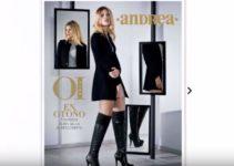 Catálogo ANDREA CERRADO Otoño - Invierno 2016