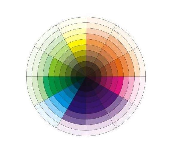 Como combinar los colores