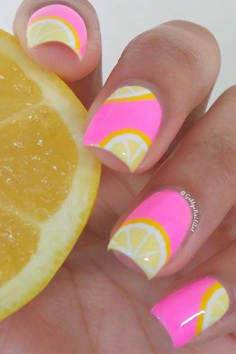 nail art for spring and summer