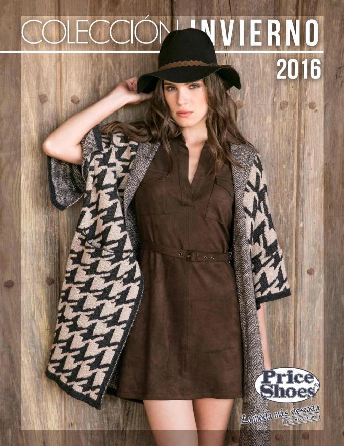 Catálogo Price Shoes Colección Invierno 2016