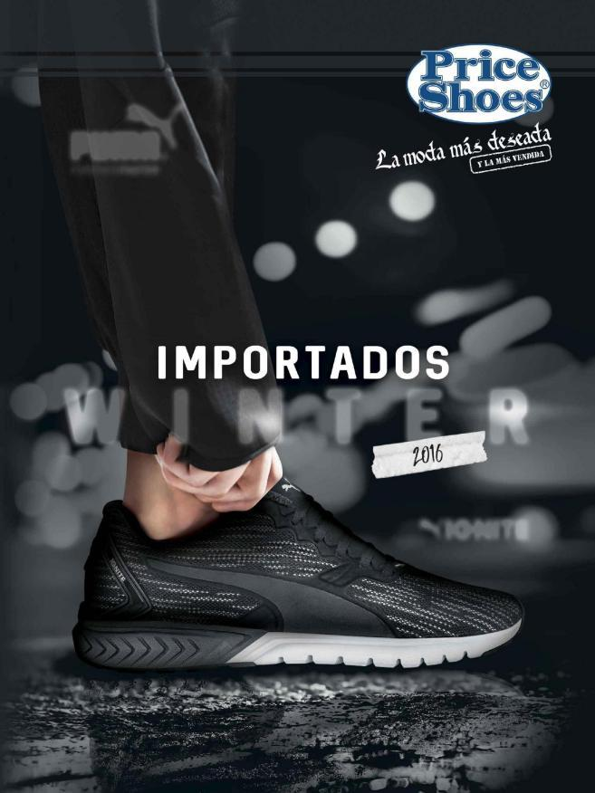 Price Shoes Importados Winter 2016