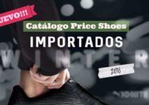 Catálogo Price Shoes Importados Winter 2016