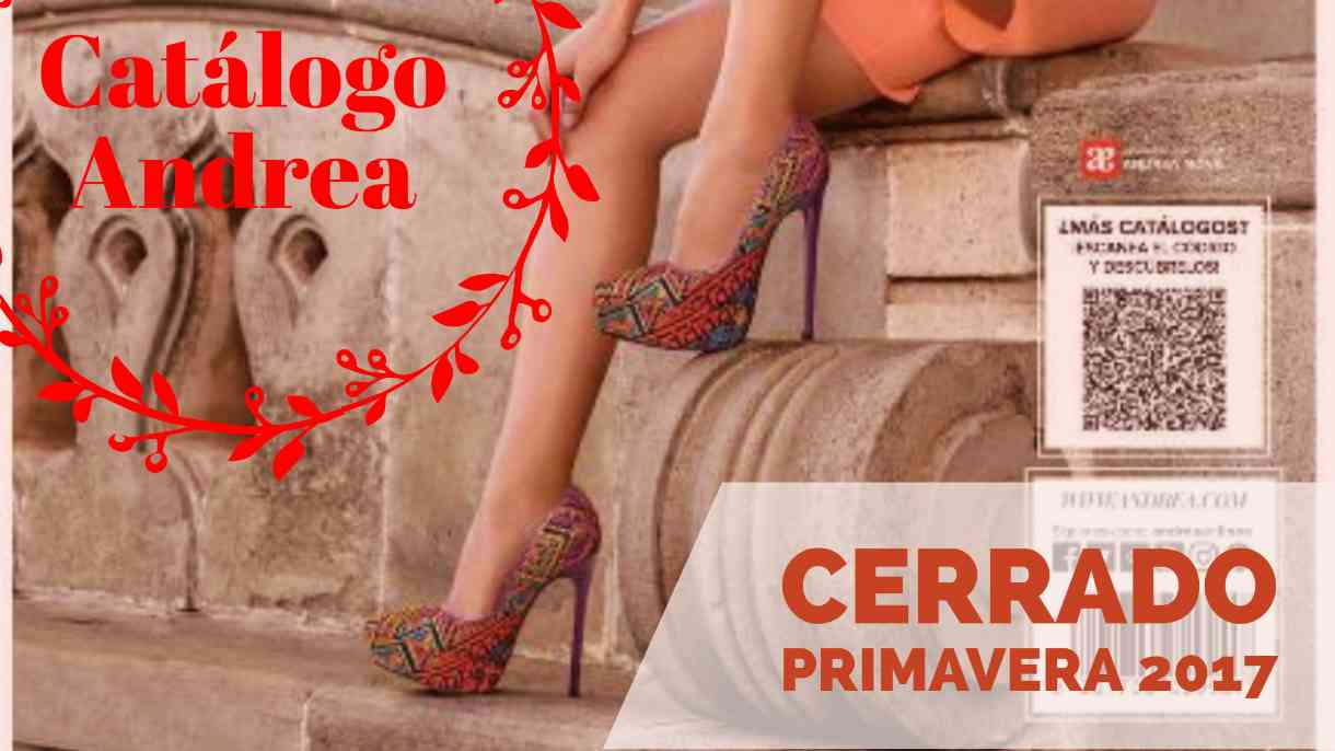 Cat logo andrea zapato cerrado primavera verano 2017 for Catalogo bricoman orbassano 2017