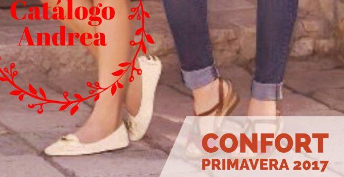 catalogo andrea confort primavera 2017