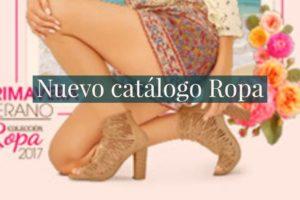 catalogo cklass ropa primavera verano 2017