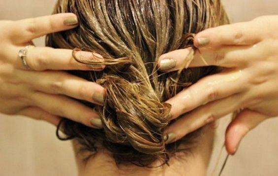 glicerina para el cabello
