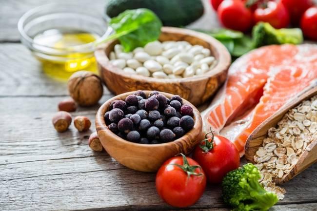 alimentos organicos para adelgazar
