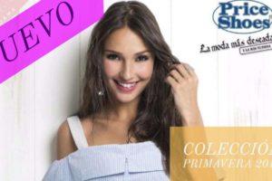 nuevo catálogo price shoes ropa primavera verano 2017