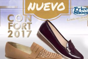 Catálogo Price Shoes Confort 2017