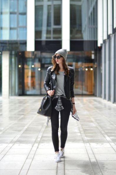 outfit lluvia y frio