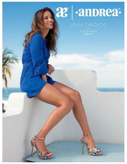 Andrea calzado dama 2017