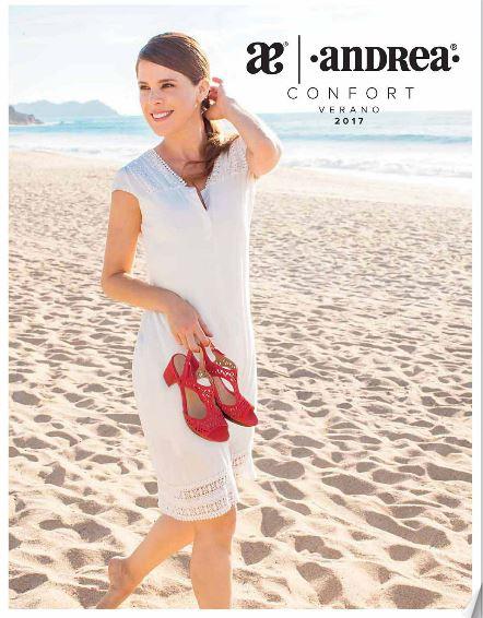 Andrea confort verano 2017