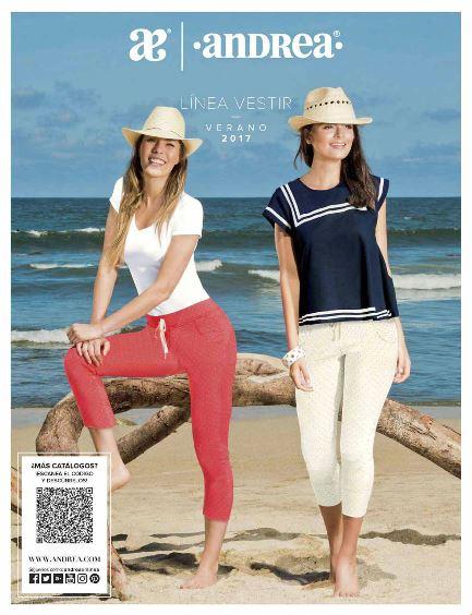 Andrea jeans verano 2017