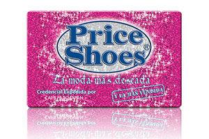 credencial price shoes cuanto cuesta