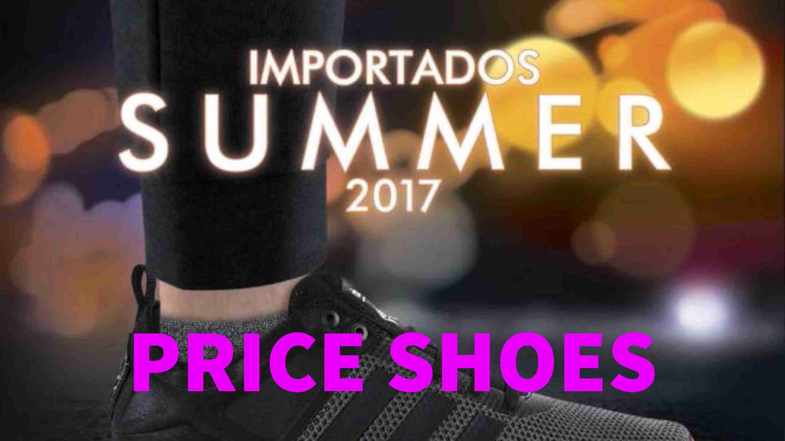 price shoes summer 2017