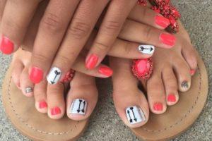 diseño de uñas para pies y manos
