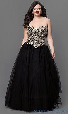 vestido con escote blando