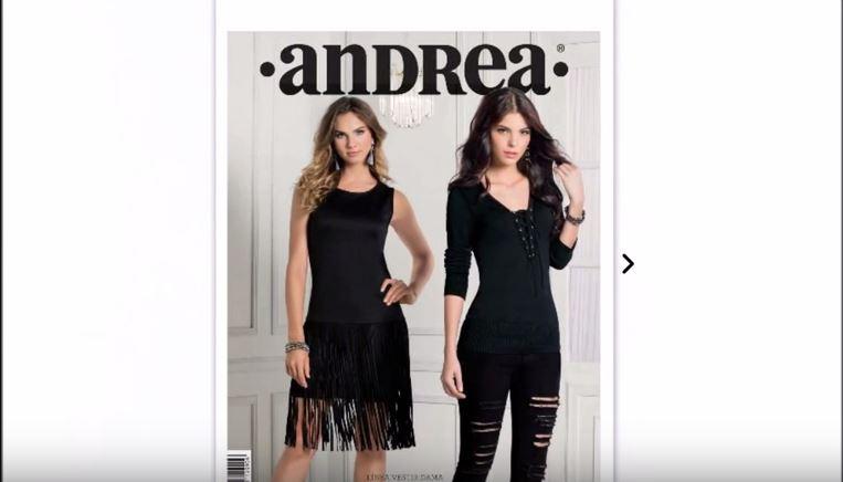 c49df437 Catálogo ANDREA VESTIR Otoño - Invierno 2016 - Ropa-para.net