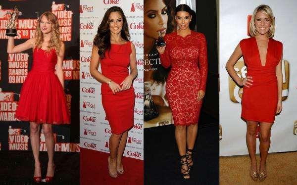 Qué Zapatos Usar Con Un Vestido Rojo 7 Ideas Que Te Encantaran