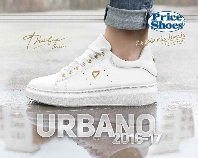 1a9f1f316d Catálogo Price Shoes Urbano 2016 - 2017 NUEVO no te lo pierdas!!