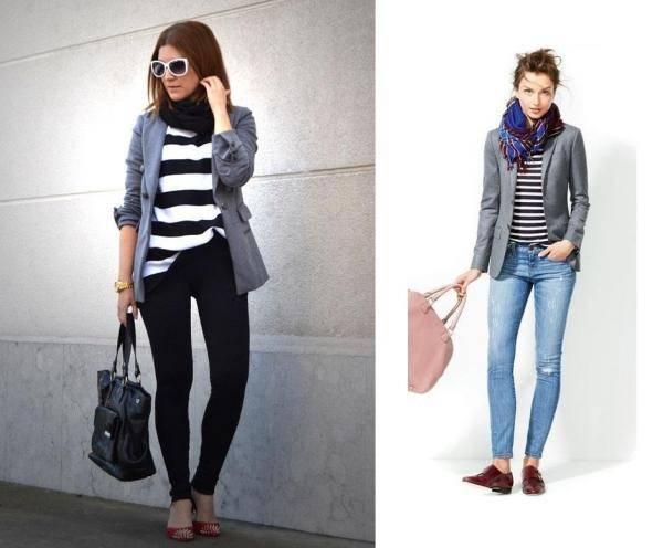 e19cc27c4497 Cómo combinar la ropa de manera correcta - Tips para un look a la moda
