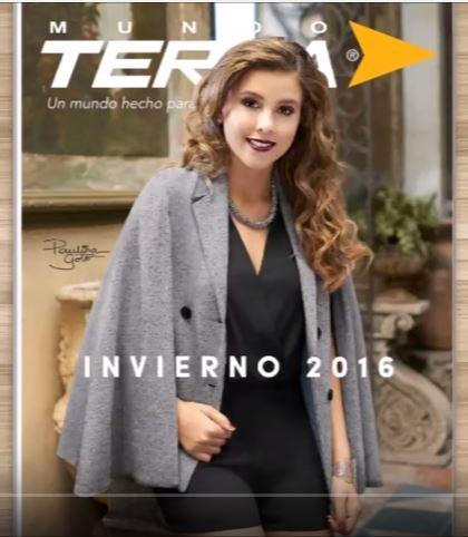 b4ff4140 Catálogo Mundo Terra Colección Invierno 2016 No te lo puedes perder!