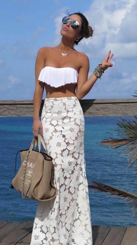 Ropa Para Boda En La Playa ¿Cómo vestirse  Peinados y Zapatos def031dd4aa