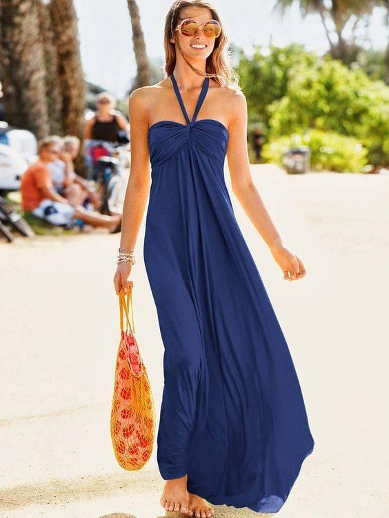 Vestidos para invitadas a boda en la playa
