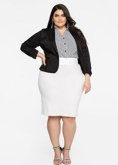 short skirts for chubby