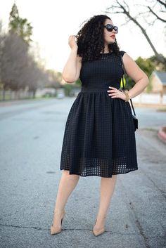 dresses dark tones