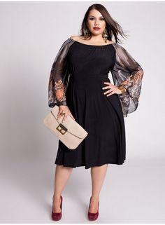 e50dac335e47 Ropa para Gorditas - Ideas de Vestidos, arma tu outfit perfecto