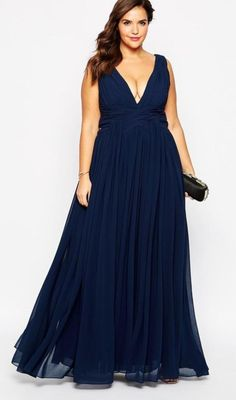Evening dresses for colored gorditas 3