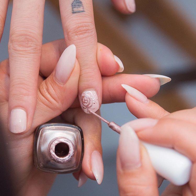 Uñas Decoradas Tendencias Primavera 2018 - Nail art & Nail Trends