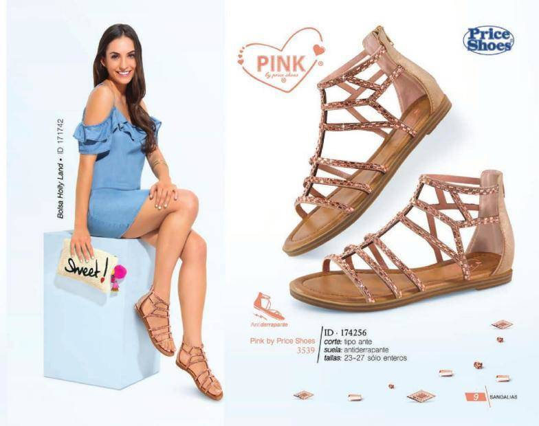 Catálogo Price Shoes Ropa Primavera Verano 2018 Avances