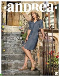 Catálogo Andrea Confort Primavera 2018 Ropa Paranet