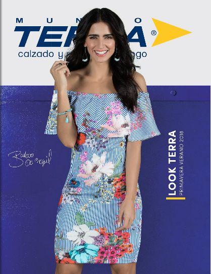b2f62072b3234 Catálogo Mundo Terra Primavera Verano 2018 Look Terra Ropa