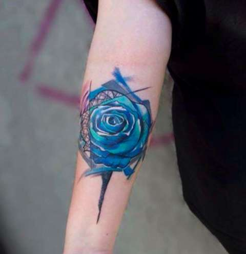 Tatuajes De Rosas Significado De Sus Colores Imagenes