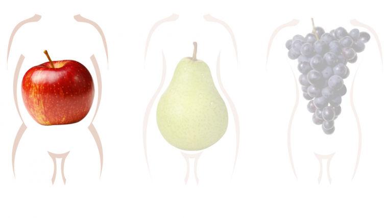 C mo bajar de peso seg n la forma de tu cuerpo cuerpo - Como ponerse en forma en un mes ...
