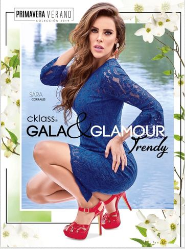 Catalogo Cklass Gala Y Glamour Trendy 2019 Ropa Paranet