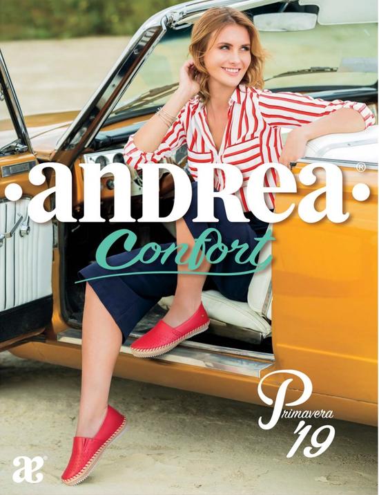 30a2210e5543 Catálogo Andrea Colección Confort 2019 - Catálogos Andrea 2019