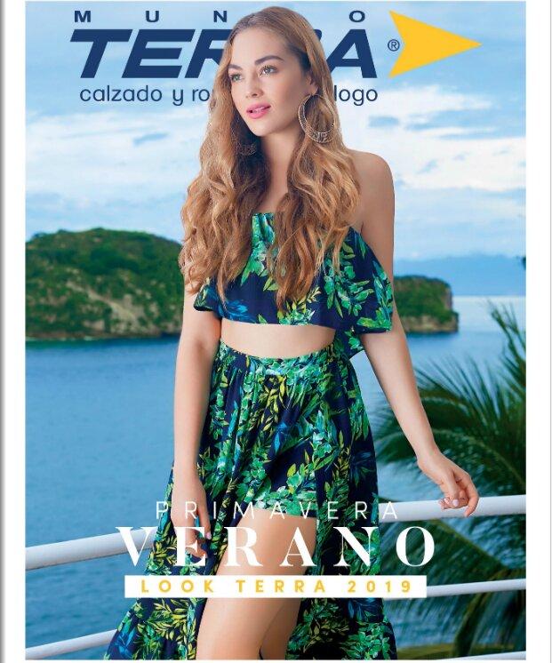 Catálogo Mundo Terra Primavera Verano Look Terra 2019